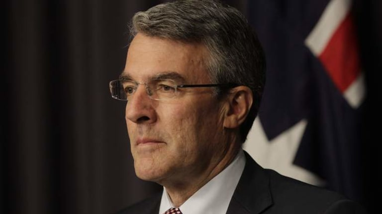 Shadow attorney-general Mark Dreyfus