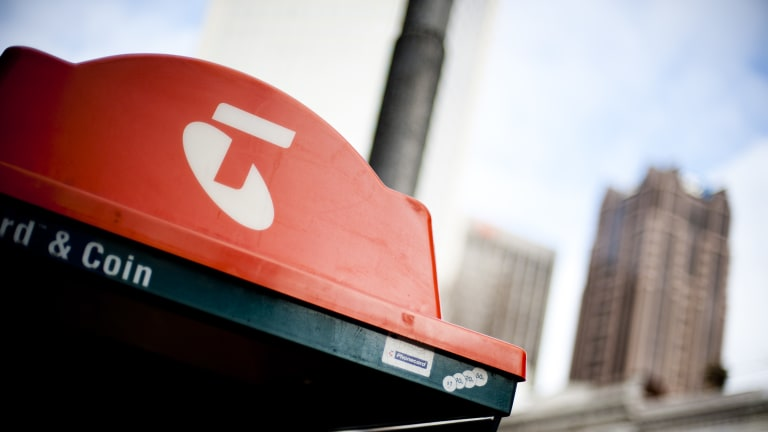 Telstra has entered a joint venture with a security monitoring company.