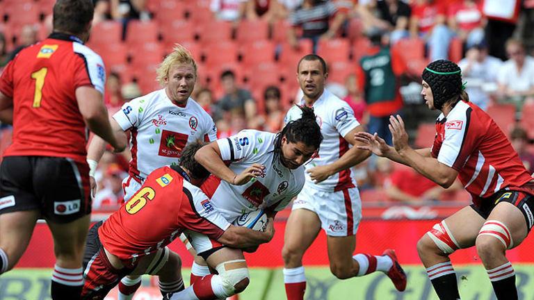 Queensland Reds hooker Saia Faingaa.