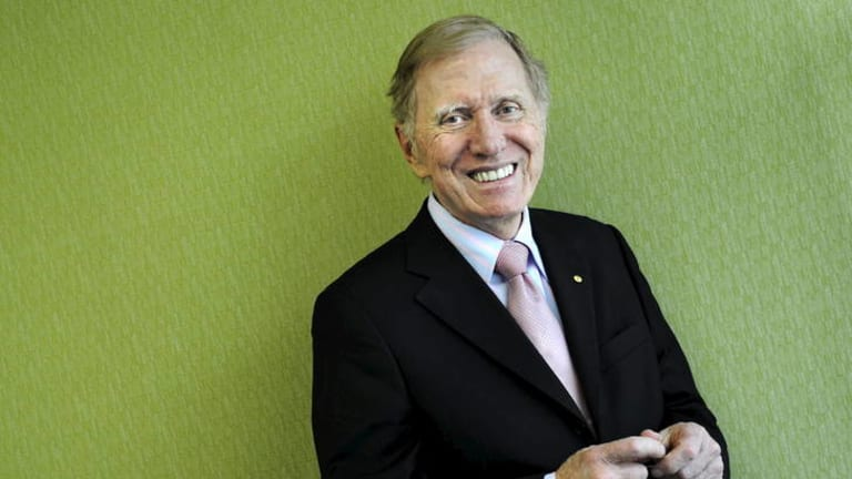 Former High Court judge Michael Kirby