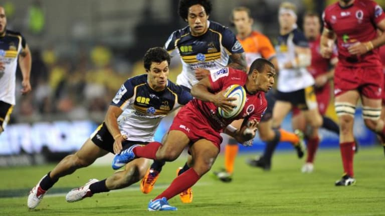 Big in Europe: Will Genia is attracting a lot of attention among French and English clubs.