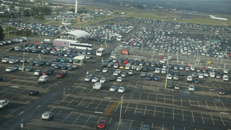 Sydney Airport's car park margins are huge, turning every dollar spent into almost 72¢ of profit.