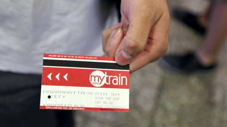 Cracked ... a team of students has worked out the algorithm used on Sydney's public transport tickets, including the rail network.