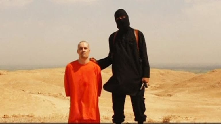 The Islamic State magazine Dabiq had a feature on the beheading of American journalist James Foley.