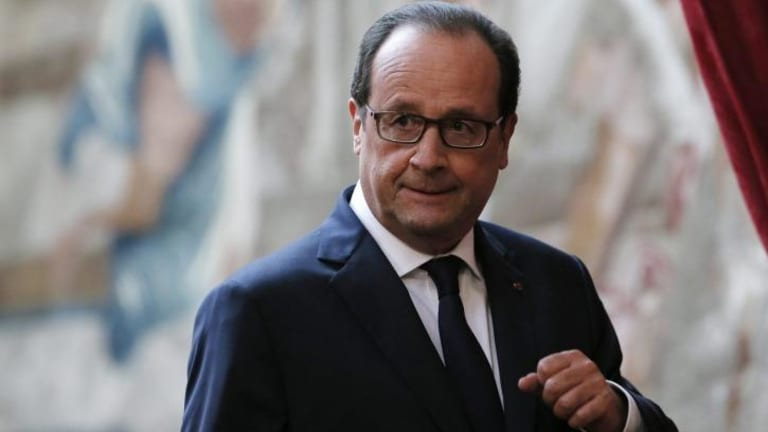 Francois Illas New Tradition: France Launches First Iraq Air Strike