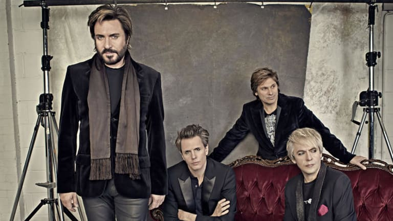 (From left) Simon le Bon, John Taylor, Roger Taylor and Nick Rhodes negotiate a new path in pop.