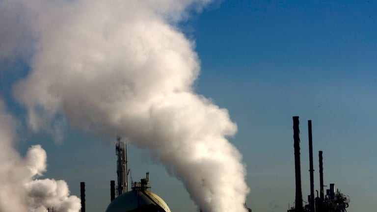 Companies are under huge pressure to disclose how they are planning for climate change.