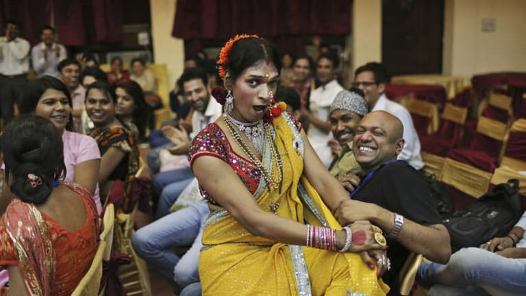 For centuries transgender people in India and Pakistan have been both respected and exploited.