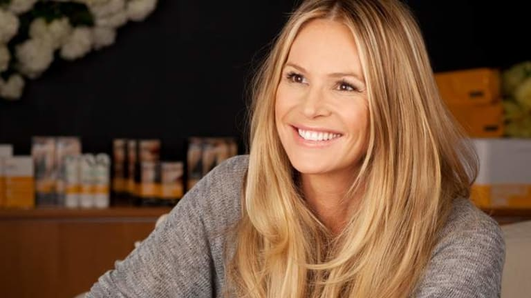 """Brand power … Elle Macpherson (pictured in 2011) was """"lovely"""" to work with, says Mary-Ellen Field. Then things turned sour."""