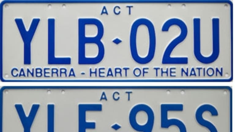 Some of the existing number plate slogans.