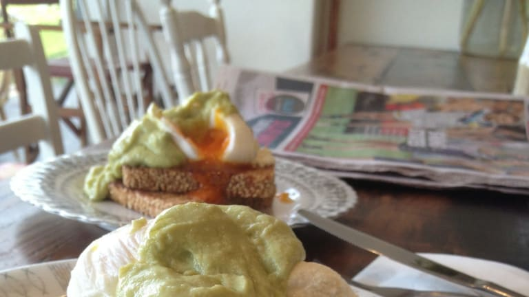 """Two months ago, """"smashed avo"""" became shorthand for intergenerational housing angst."""
