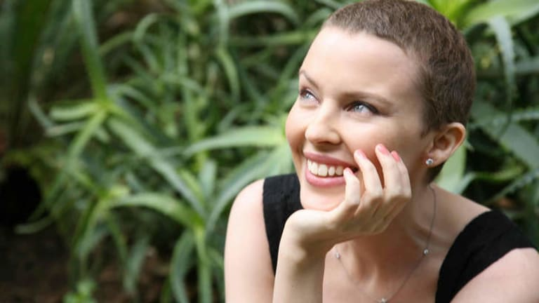 Kylie Minogue ...  Likened her chemotherapy for her breast cancer as an atomic explosion.