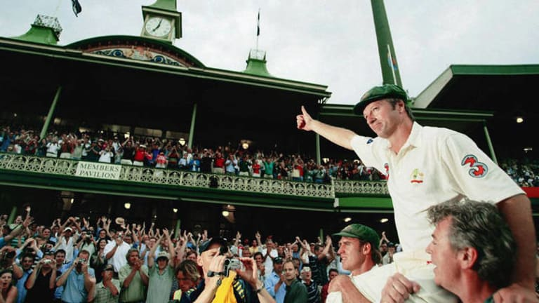 """Champion ... known for his win-at-all-costs mentality, the prospect of Australian captain Steve Waugh """"tanking"""" a cricket match would have been unthinkable."""
