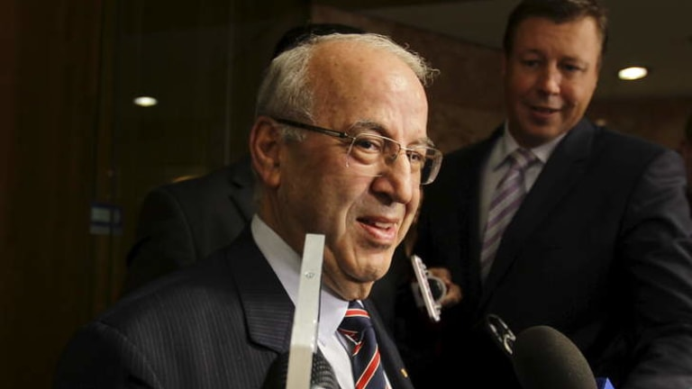Facing more inquiries: Eddie Obeid.