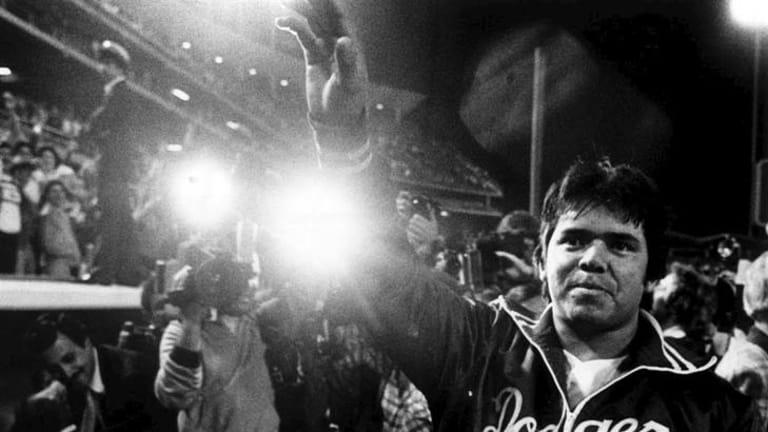 The illuminating story of Mexican baseball player Fernando Valenzuela is featured in the <i>30 for 30</i> series on ESPN.