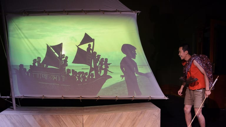 Age of Bones is a new Australian-Indonesian production inspired by the story of the 60 Indonesian boys wrongfully imprisoned in Australia for working on refugee boats.