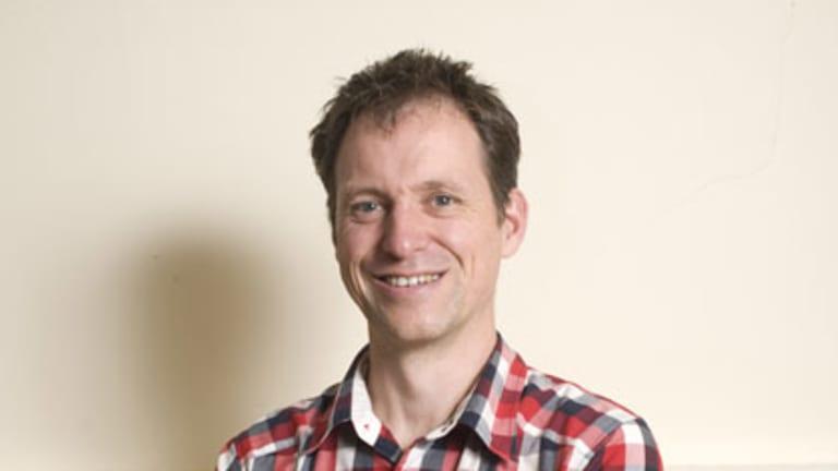 StreetSmart Australia founder Adam Robinson.
