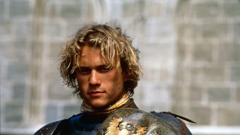 In A Knight's Tale.