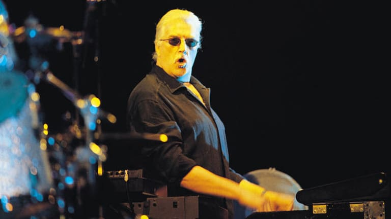 After his Deep Purple days, Jon Lord put his classical training to use in a series of successful solo projects.