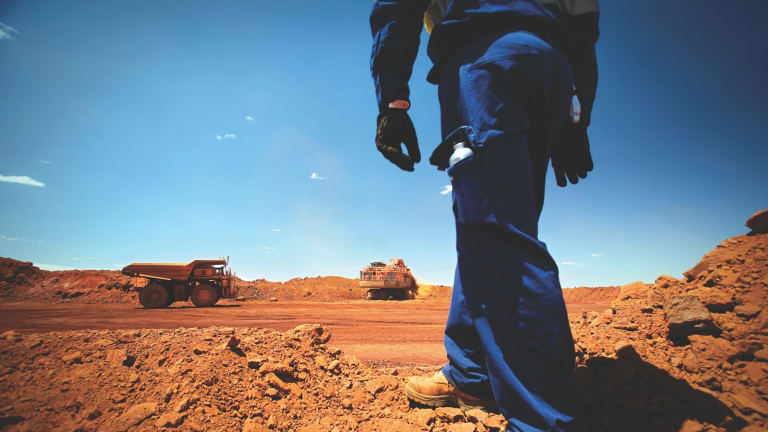 Investment bank Citi believes iron ore prices will fall to $US42 a tonne in the third quarter of 2015.