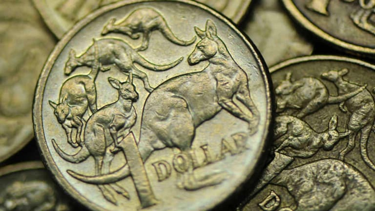 Selling the Australian dollar is still one of the market's favourite ways to express a view that the world is a riskier place.