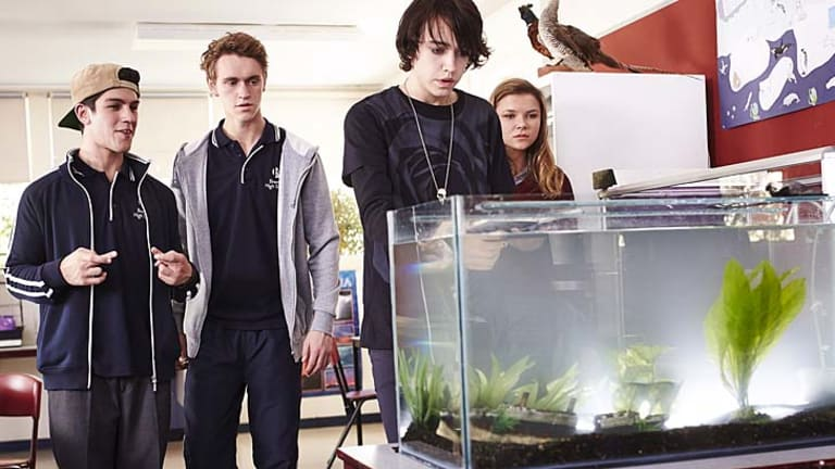 <i>Nowhere Boys</i>: Grounded fantasy.