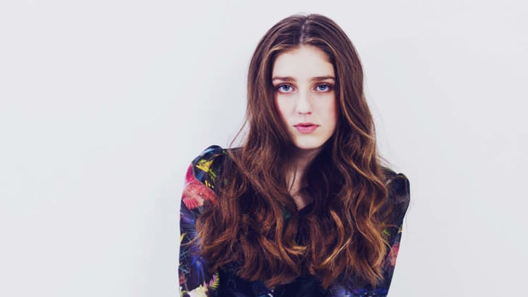 Hauntingly emotive: Birdy taps into an emotional vein.