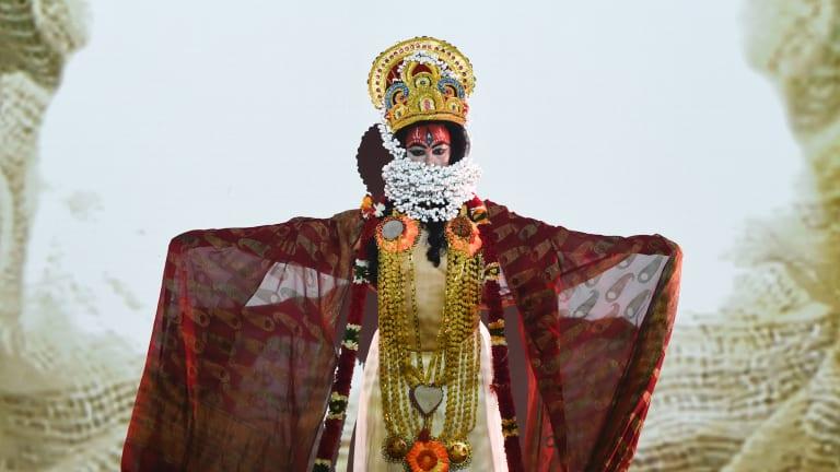 Rakini Devi in <i>Urban Kali</i>.