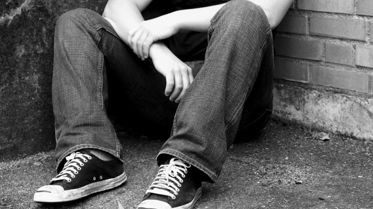 Young people are in particular need of mental health support.