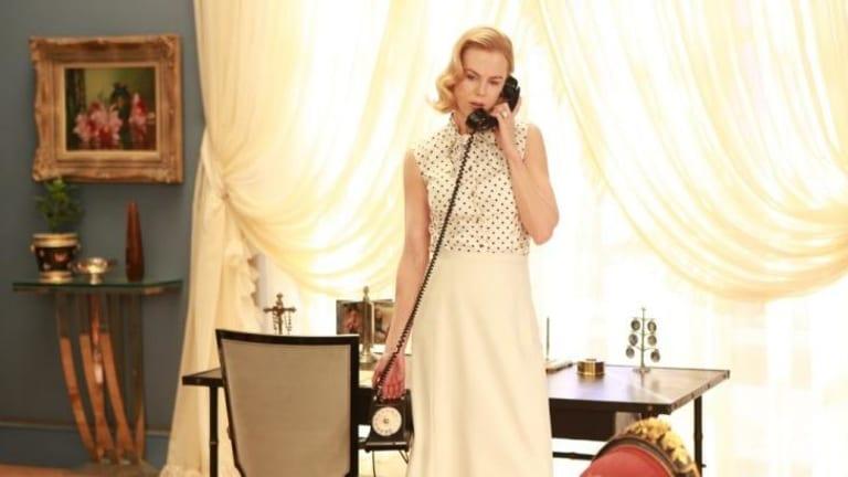 A fairytale: Nicole Kidman in <i>Grace of Monaco</i>.