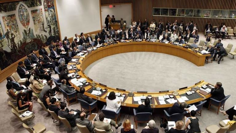 The United Nations Security Council remains divided and stalled on the crisis in Syria.
