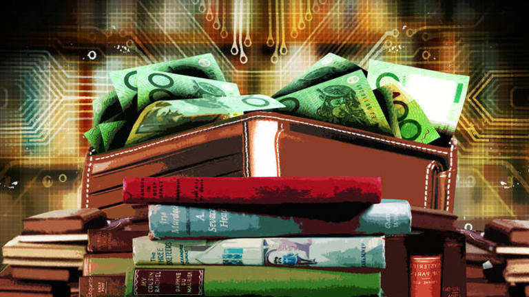 Will readers buy e-books in pay-what-you-want bundles?