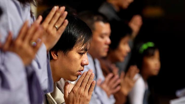 Want to open your mind? Have a faith, research says.