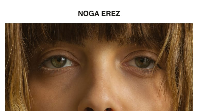 Noga Erez (album cover)