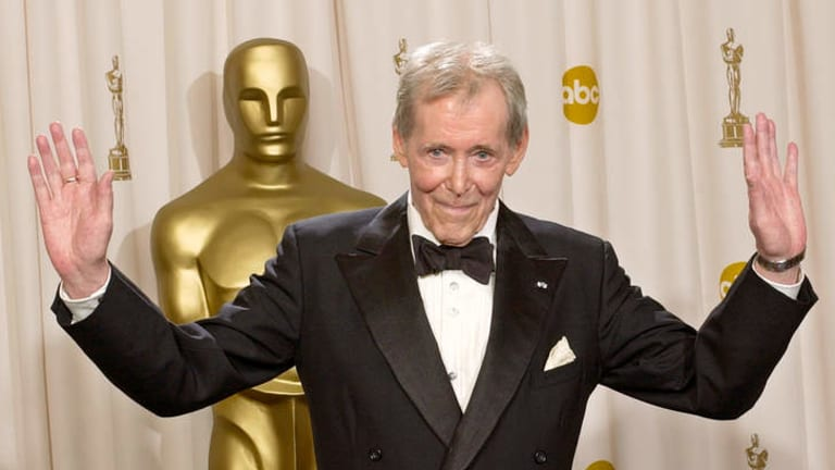 Peter O'Toole: the actor was nominated for eight Academy Awards