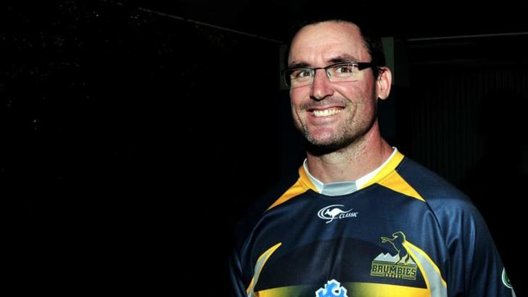 Dan McKellar will coach Canberra's National Rugby Championship side.