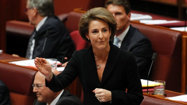 Senator Michaelia Cash says the packs will help educate new arrivals on their rights in Australia.