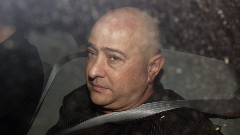 Frank Madafferi, Tony's brother, was granted a visa after the lobbying of several MPs.