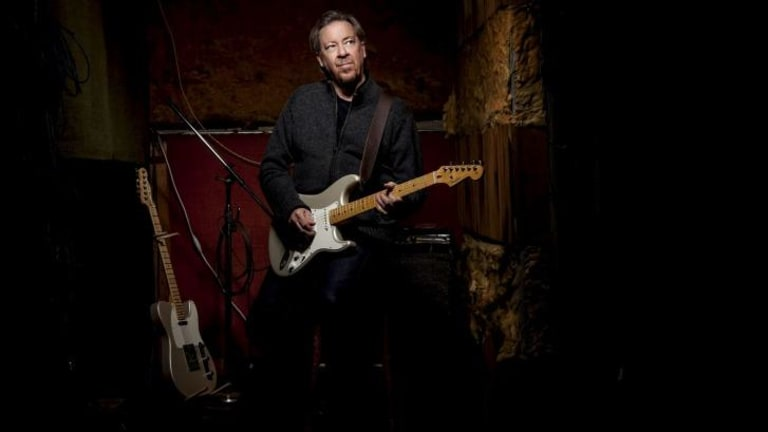 Boz Scaggs' latest album is two-thirds covers and it suits him.