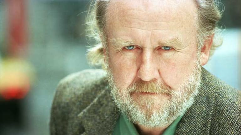 "Bill Hunter: ""Much loved. A gentleman, an inspiration to fellow actors, a journeyman and a rogue."""