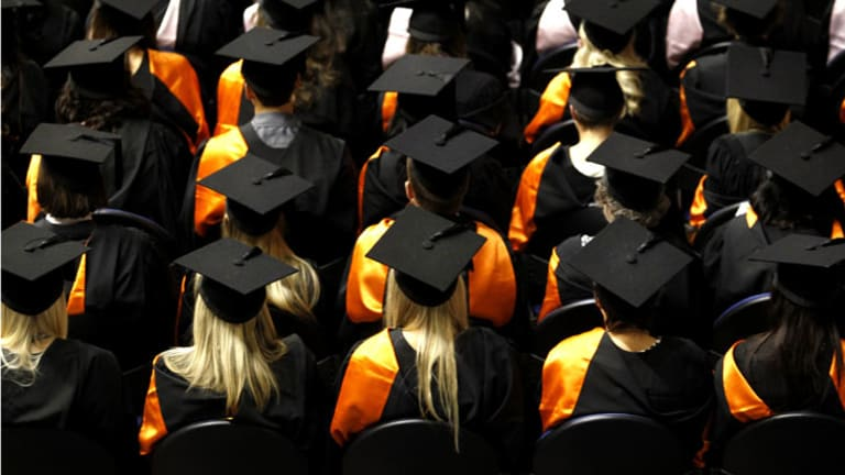 Law graduates are being urged to look further afield.