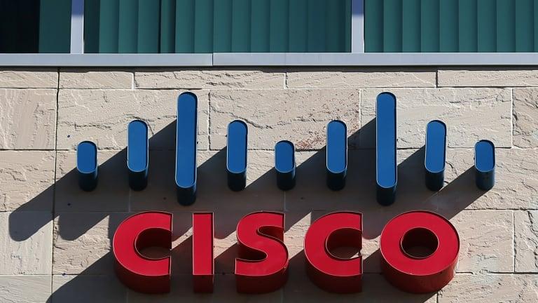 Cisco: The company will cut 5 per cent of its staff despite strong revenue.