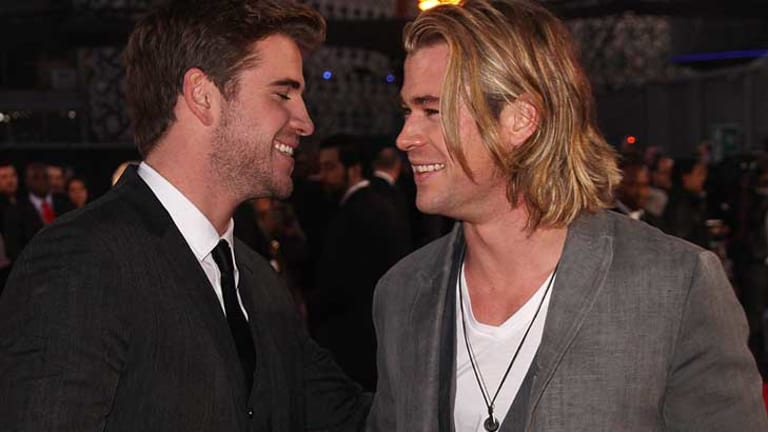 the hunger games sees another aussie hemsworth brother head for the