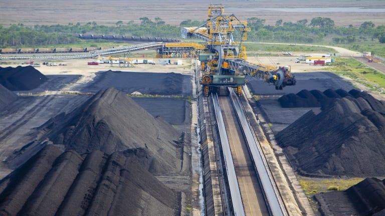 Adani copped a $12,000 fine for releasing eight times its licensed concentration of pollution from its Abbot Point coal terminal.