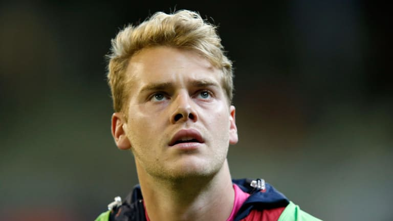 Jack Watts may not be with the Demons in 2016.
