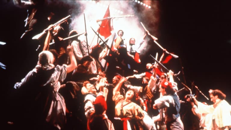 If Australia's  top actors don't quite hit the mark in the Les Miserables movie, there's a few from central casting in Canberra who could help out.