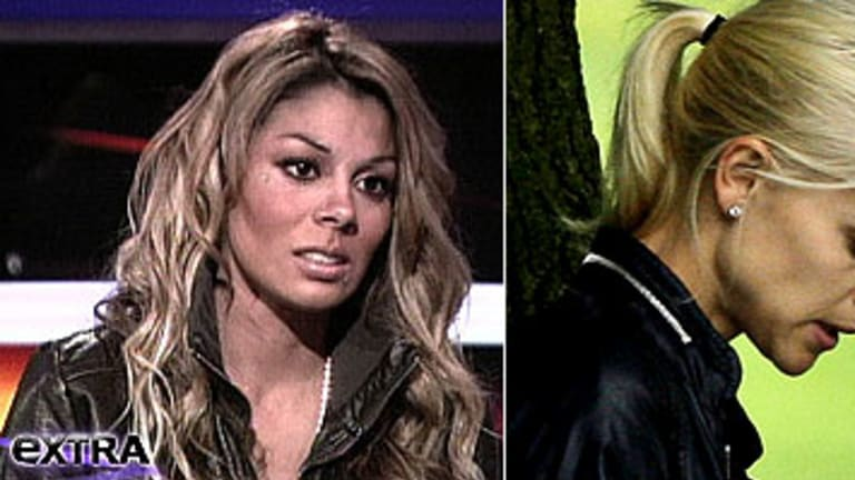"""Jaimee Grubbs ... says she's """"remorseful"""" that she hurt Elin Nordegren and Tiger Woods's family."""