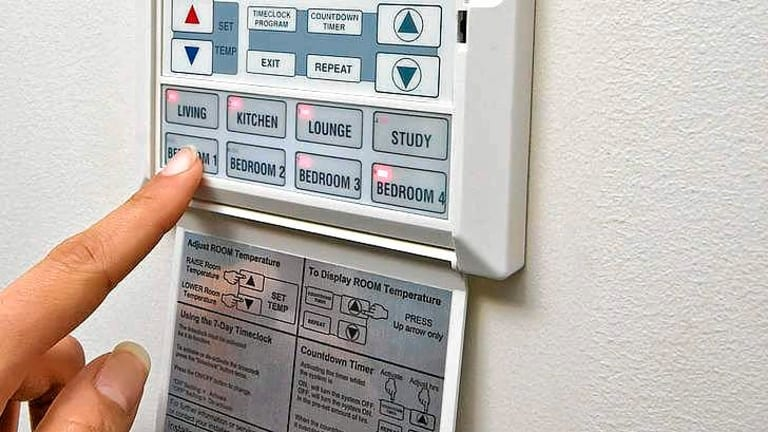 Up to a million households have reverse cycle air conditioners but don't use them for heating.