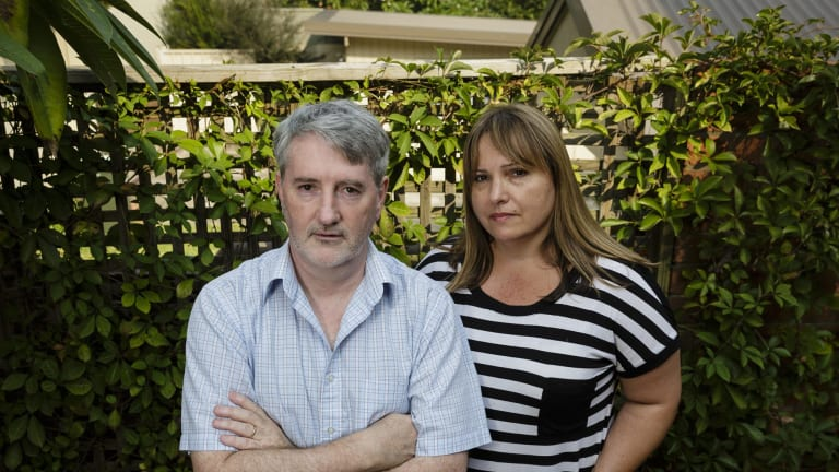 Michelle and David Black were shocked when the quote for their renovation skyrocketed.