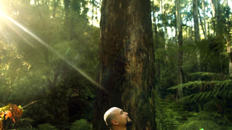 Gavin Andrew planned to celebrate the winter solstice with friends in the Dandenong Hills.